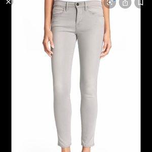 "Frame ""Le High Skinny"" Grey Jeans"
